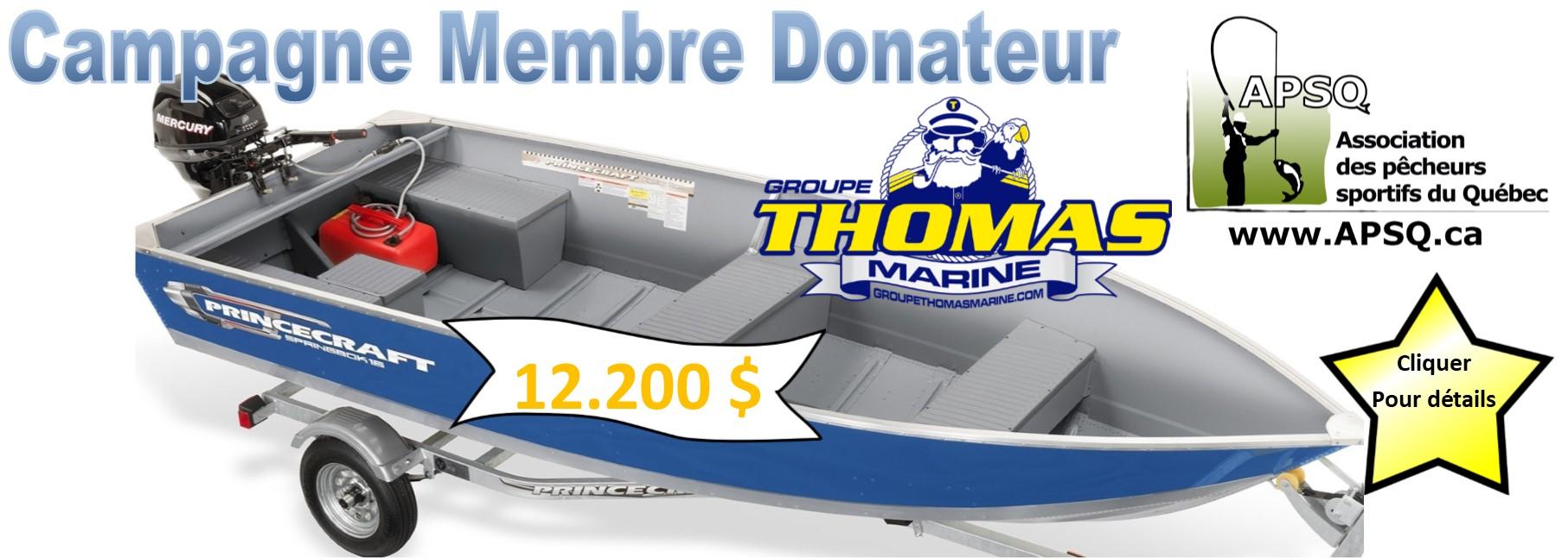 Campagne Donateur