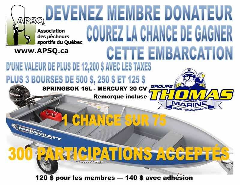 Devenez Membre Donateur