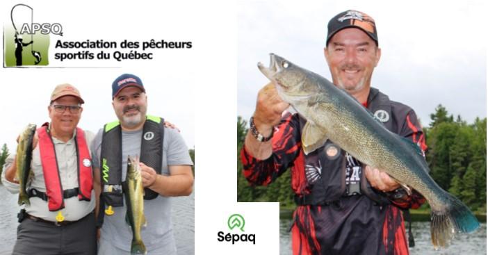 Résumé du voyage de pêche de notre gagnant de la campagne d'adhésion 2018